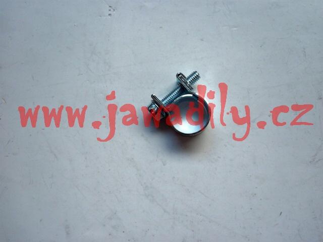 Stahovací spona - 8-10mm