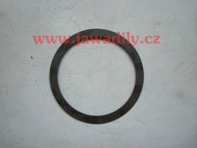 Těsnění pod hlavu válce (klingerit 1,2mm) - Jawa, ČZ Panelka 250