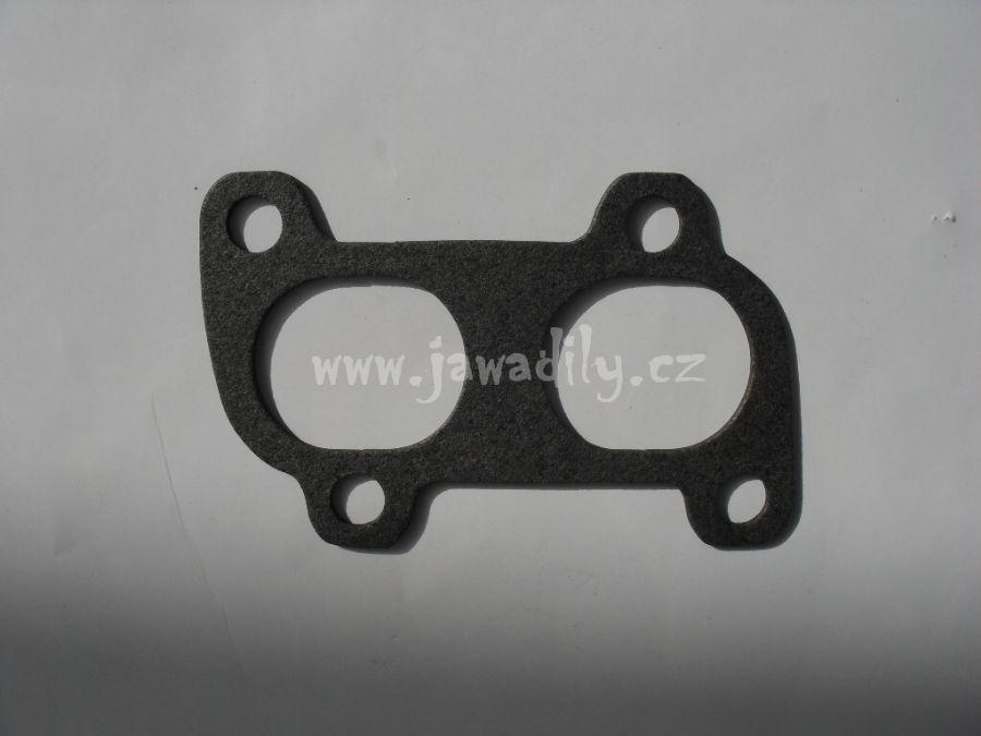 Těsnění příruby karburátoru - Jawa 350/638 - 640