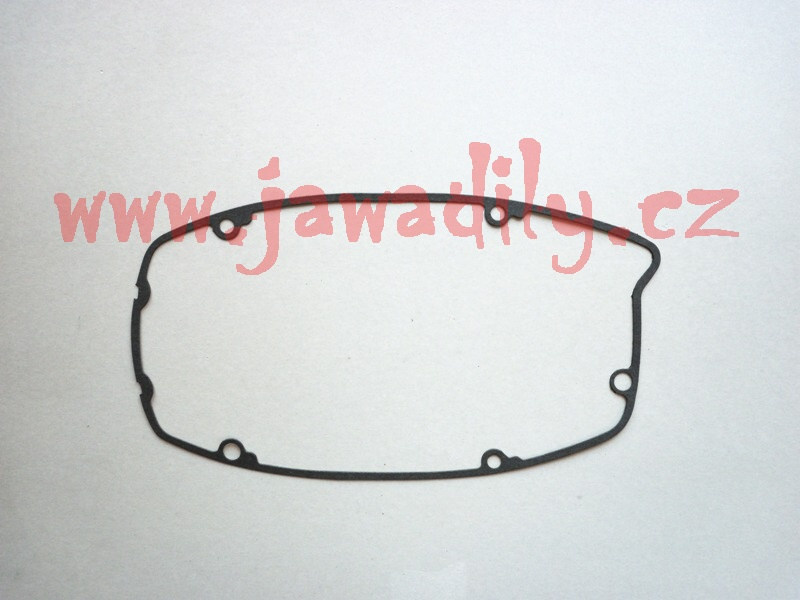 Těsnění víka spojky (papír) - Jawa 350/632,634 - 1mm