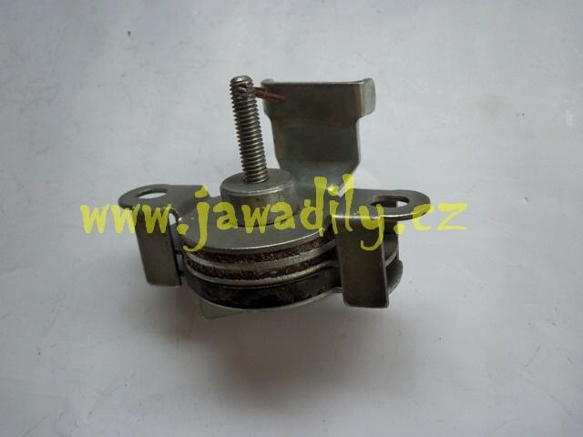 Tlumič řízení (kompletní) - Jawa 350/634-640