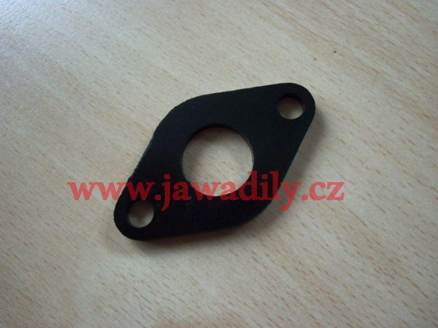 Vložka příruby karburátoru - tepelná - China skútr (GY)