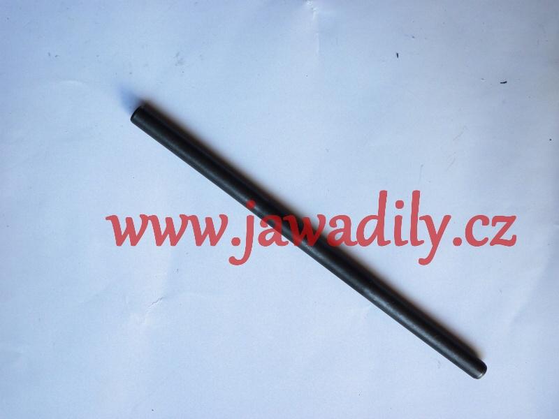 Vypínací tyčka spojky - 140mm Jawa, ČZ