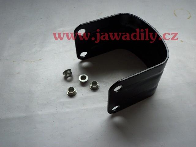 Výztuha předního blatníku - Jawa 350/638-640