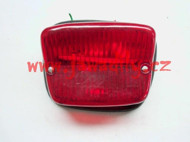 Zadní světlo kompletní - Jawa 350/634 a ČZ