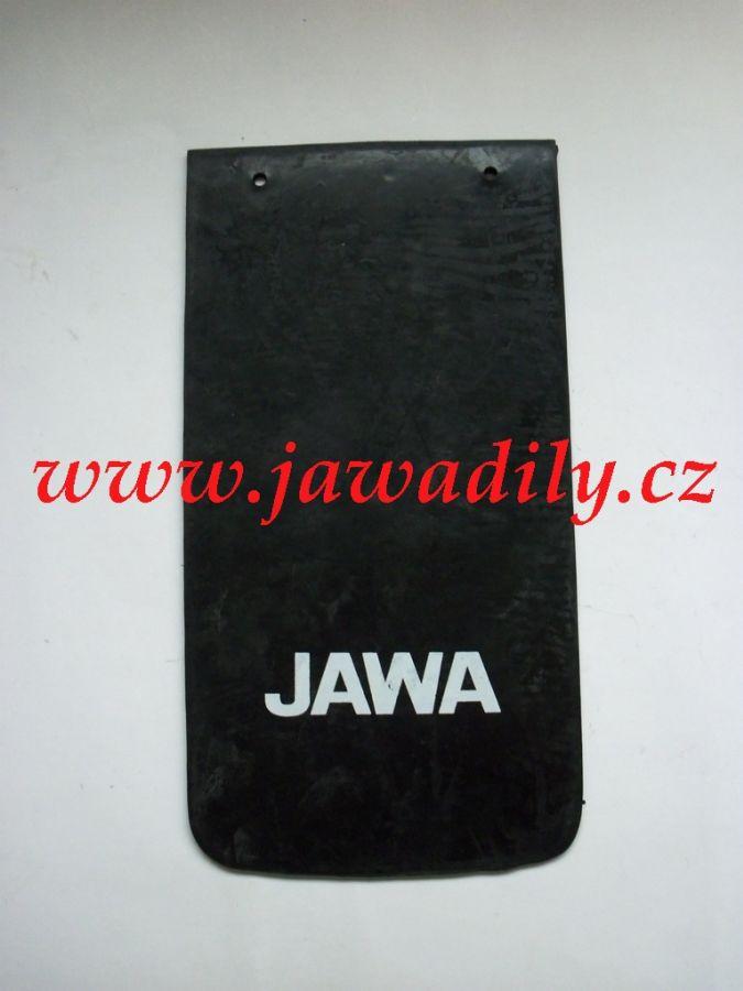 Zástěrka dlouhá (guma) - Jawa 350/638-639